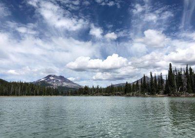 Sparks Lake in Bend, Oregon